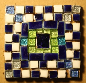 mosaic project day 128