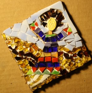 mosaic project day 129