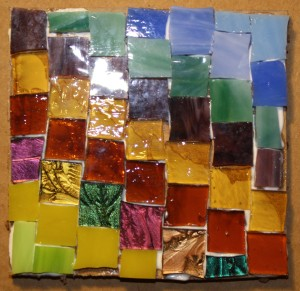 mosaic project day 130