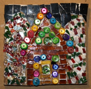 mosaic project day 134