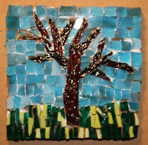 mosaic project day 137