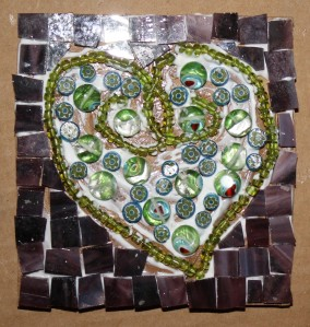 Mosaic project day 154