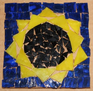 mosaic project day 208