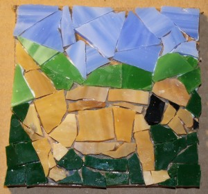 mosaic project day 212