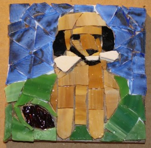 mosaic project day 213