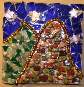mosaic project day 216