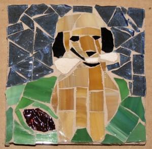 Wednesday - Fido the Happy Dog