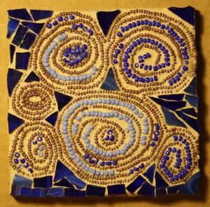 Thursday - Spiral Beads
