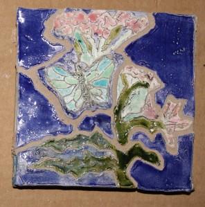 Tuesday - Ceramic Tile