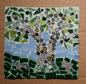 Saturday - Millefiore Tree