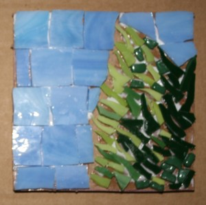 Mosaic project day 305