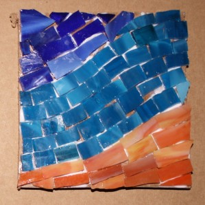 mosaic project day 309