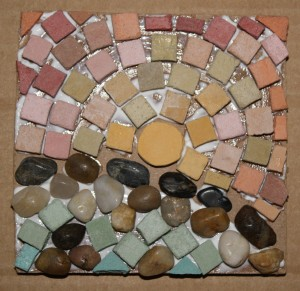 mosaic project day 327