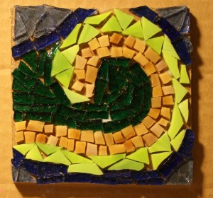 mosaic project day 334